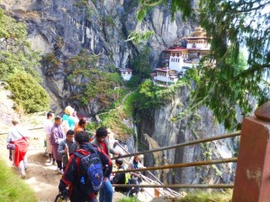 Hike to Tiger's nest
