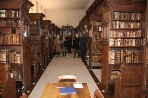 Exploring the Old Library