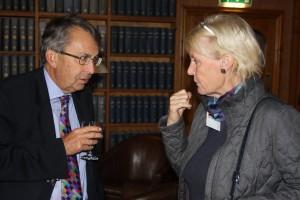 Oxford Union Visit
