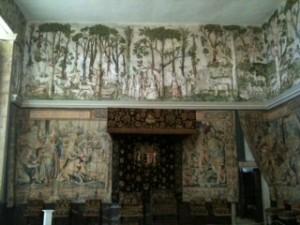 TapestryInHardwickHall