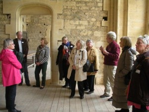 Woodchester visit