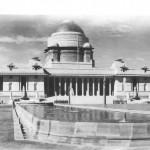 7 Rashtrapati Bhavan, previously Viceroy's House, Delhi