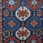 Antique Tribal Rug from Persia